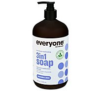 Everyone Soap 3-in-1 Lavender Aloe - 32 Fl. Oz.
