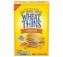 Nabisco Wheat Thins Snacks Original - 9.1 Oz
