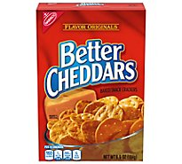 Better CHEDDARS Crackers Baked Snack - 6.5 Oz