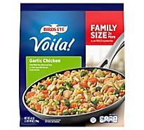 Birds Eye Viola Family Size Garlic Chicken - 42 Oz