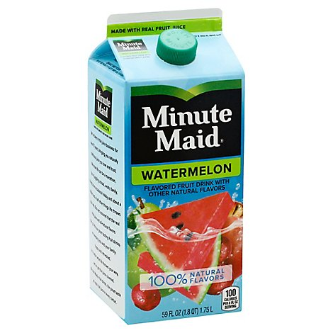 Minute Maid Juice Watermelon Carton - 59 Fl. Oz.