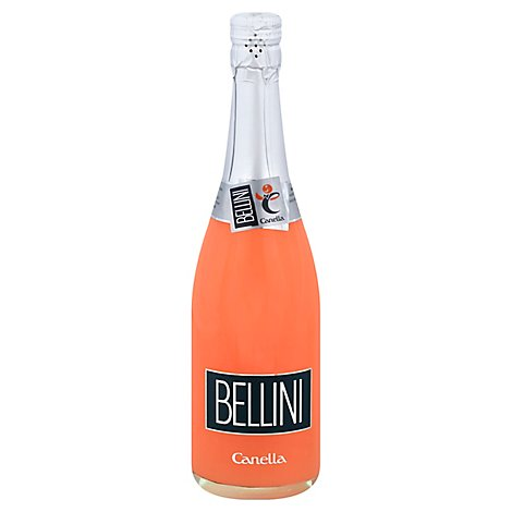 Canella Bellini Il-Cocktail Di Venezia Wine - 750 Ml
