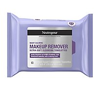 Neutrogena Night Calming Makeup Remover Cleansing Towelettes - 25 Count