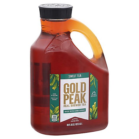 Gold Peak Tea Black Tea Sweet - 89 Fl. Oz.