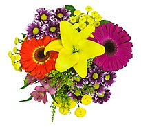 California Grown Deluxe Bouquet - colors may vary