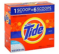 Tide Powder Laundry Detergent Original Scent 102 Loads - 143 Oz