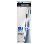 Neutrogena Rapid Wrinkle Repair Serum - 1 Oz