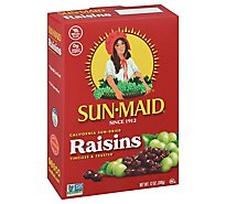 Sun-Maid Raisins Natural California - 12 Oz