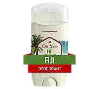 Old Spice Fresher Collection Deodorant Fiji with Palm Tree - 3 Oz