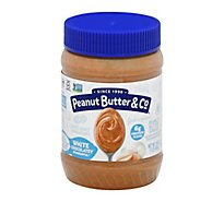 Peanut Butter & Co Peanut Butter Spread White Chocolate Wonderful - 16 Oz