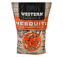 Western Mesquite Smokin Chips - Each