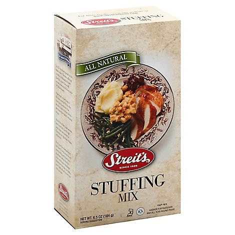 Streits Stuffing Mix - 6.5 Oz