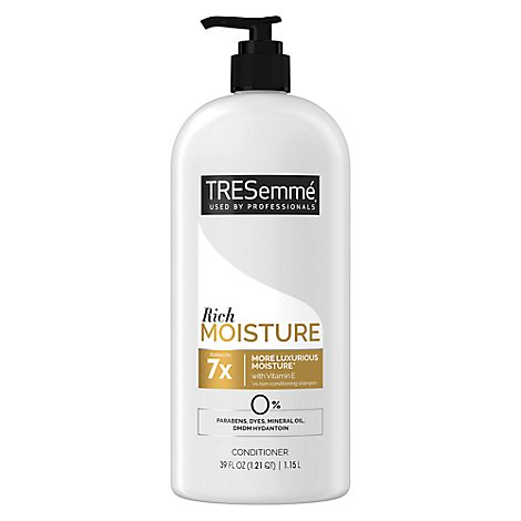 TRESemme Conditioner Moisture Rich - 39 Fl. Oz.