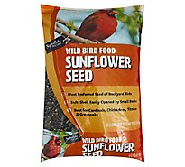 Signature Pet Care Wild Bird Food Premium Sunflower Seeds - 10 Lb
