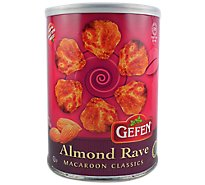 Gefen Almond Flavored Macaroons - 10 Oz