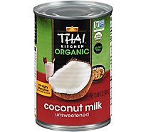 Thai Kitchen Coconut Milk Organic Unsweetened - 13.66 Oz