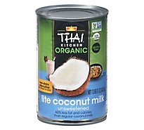 Thai Kitchen Coconut Milk Lite Organic - 13.66 Fl. Oz.