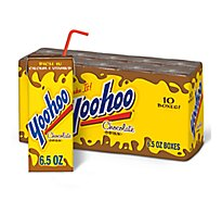 Yoo-hoo Chocolate Drink - 10-6.5 Fl. Oz.