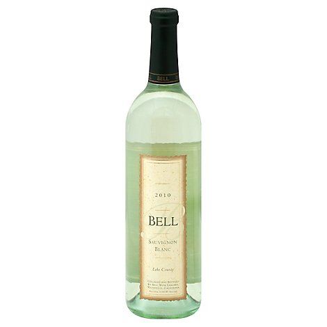 Bell Cellars Sauvignon Blanc Wine - 750 Ml