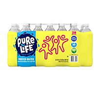 Nestle Pure Life Purified Water - 28-16.9 Fl. Oz.