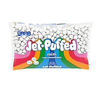 Jet-Puffed Marshmallows Miniature - 10 Oz