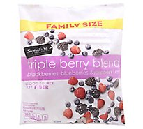 Signature SELECT Berry Blend Triple - 48 Oz