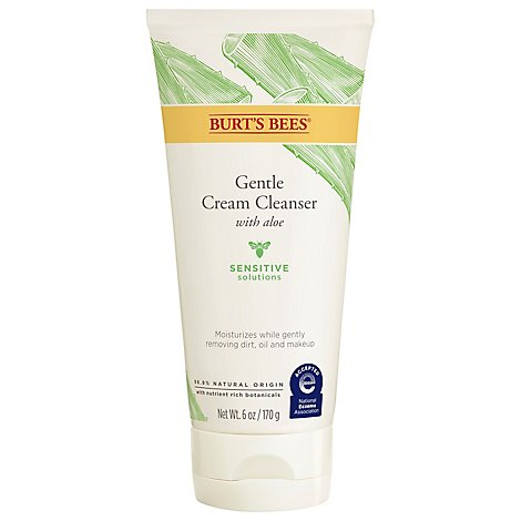 Burts Bees Sensitive Facial Cleanser - 6 Oz