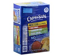 Capri Sun Base Variety Pack - 40-6 Fl. Oz.