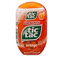 Tic Tac Orange Bottle Pack - 3.4 Oz