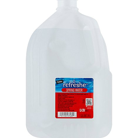 Signature SELECT/Refreshe Water Spring - 1 Gallon