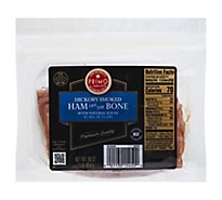 Primo Taglio Ham Off The Bone Hickory Smoked - 16 Oz