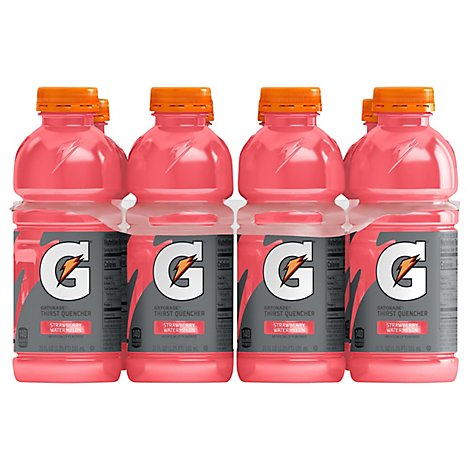 Gatorade G Series Thirst Quencher 02 Strawberry Watermelon - 8-20 Fl. Oz.