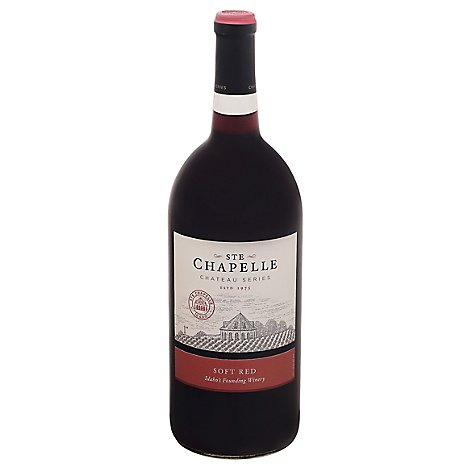 Ste Chapelle A/O Red Non Varietal Wine - 1.5 Liter