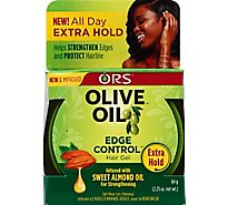 ORS Olive Oil Hair Gel Edge Control - 2.25 Oz