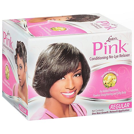 Lusters Hair Care Kit Pink N L 1 App Rg - Each