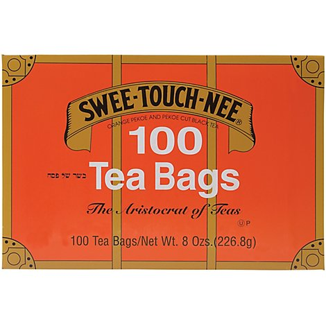 Swee-Touch-Nee Tea Bags - 100 Count