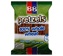 Bb Pretzel Sticks - 5 Oz