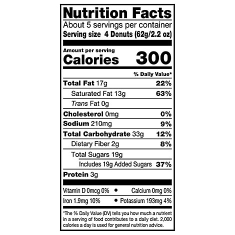 Tastykake Donuts Mini Frosted Family Pack - 11.5 Oz