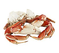 Seafood Counter Crab Dungeness Sections Cooked - 1 LB (Subject To Availability)