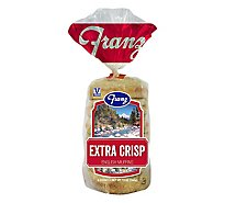 Franz English Muffins Extra Crisp - 13 Oz