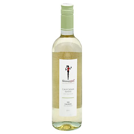 Skinnygirl Wine California White - 750 Ml