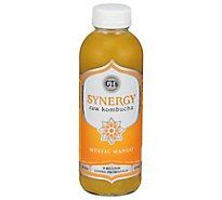 GTs Enlightened Kombucha Organic & Raw Mystic Mango - 16 Fl. Oz.