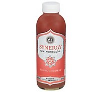 GTs Enlightened Synergy Organic Kombucha Guava Goddess - 16.2 Fl. Oz.