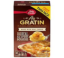 Betty Crocker Potatoes Au Gratin Box - 2-4.4 Oz