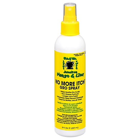 Rasta Jamaican Mango Lime Gro Spray - 8 Oz