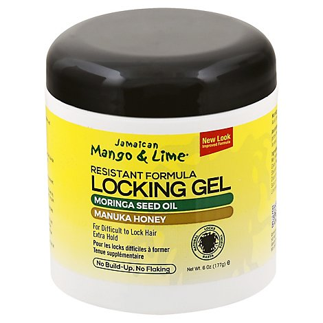 Rasta Jamaican Mango Lock Firm Gel - 6 Oz