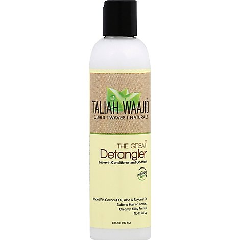 Taliah Waajid Black Earth Great Detangler - 8 Fl. Oz.