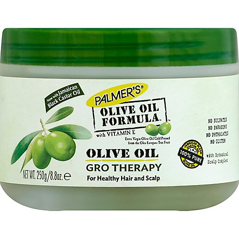Palmers Olive Gro Therapy - 8.8 Oz
