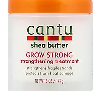 Cantu Shea Butter Strengthening Treatment Grow Strong - 6 Oz