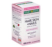 Natures Bounty Hair Skin & Nails Extra Strength - Each